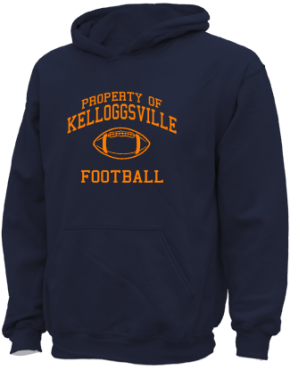 Kelloggsville Middle School Kid Hooded Sweatshirts