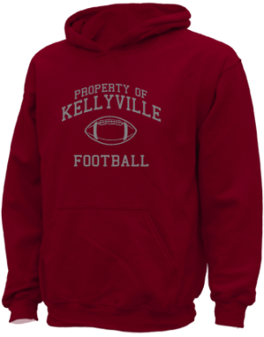Kellyville Middle School Kid Hooded Sweatshirts