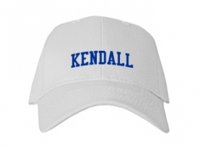Kendall High School Kid Embroidered Baseball Caps