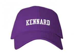 Kennard High School Kid Embroidered Baseball Caps