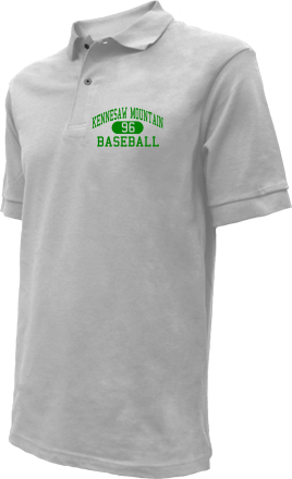 Kennesaw Mountain High School Embroidered Polo Shirts