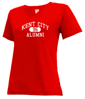 Kent City High School V-neck Shirts