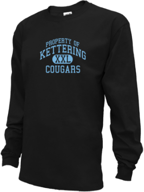 Kettering Middle School Kid Long Sleeve Shirts