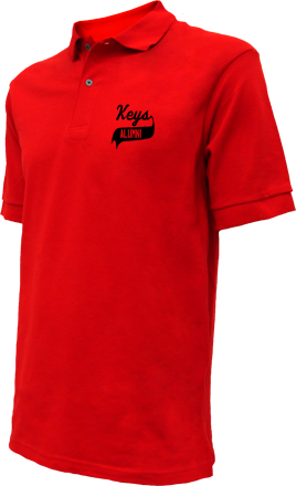 Keys Elementary School Embroidered Polo Shirts