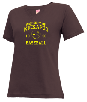 Kickapoo High School V-neck Shirts