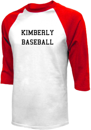Kimberly High School Raglan Shirts