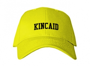 Kincaid Elementary School Kid Embroidered Baseball Caps