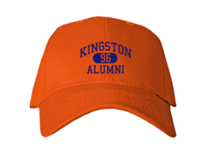 Kingston Elementary School Embroidered Baseball Caps