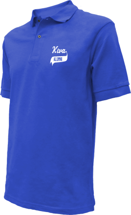 Kiva Elementary School Embroidered Polo Shirts