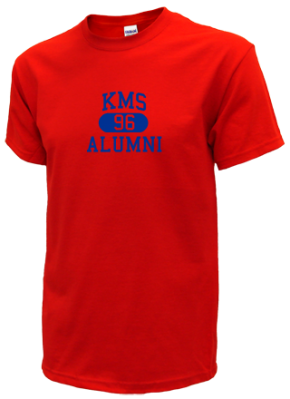 Kms Elementary School T-Shirts