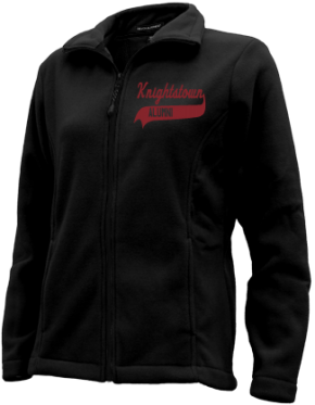 Knightstown High School Embroidered Fleece Jackets