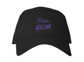 Knox Elementary School Embroidered Baseball Caps