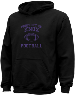 Knox Elementary School Kid Hooded Sweatshirts