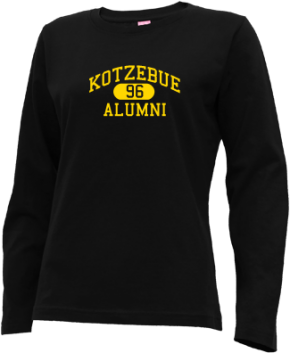 Kotzebue Middle School Long Sleeve Shirts