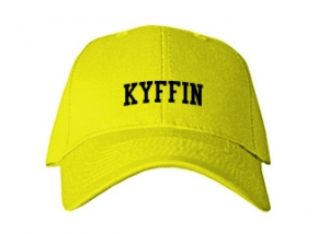 Kyffin Elementary School Kid Embroidered Baseball Caps