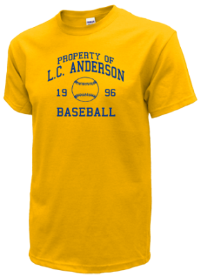 L.c. Anderson High School T-Shirts