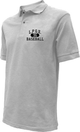 L.p.g.e. High School Embroidered Polo Shirts
