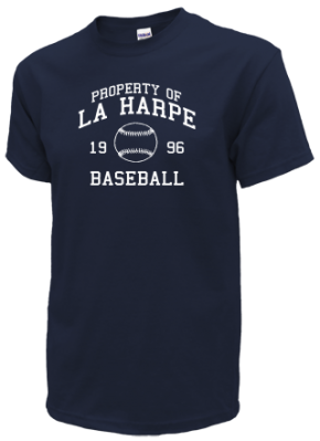 La Harpe High School T-Shirts