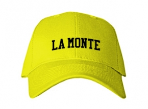 La Monte Elementary School Kid Embroidered Baseball Caps