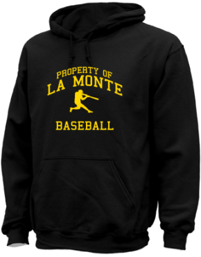 La Monte High School Hoodies