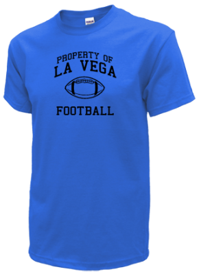 La Vega Junior High School Kid T-Shirts