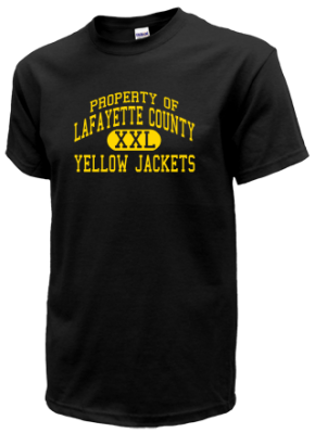 Lafayette County Elementary Lower Campus T-Shirts
