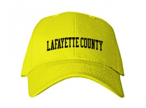 Lafayette County Elementary Lower Campus Kid Embroidered Baseball Caps