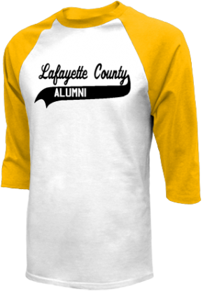 Lafayette County Elementary Lower Campus Raglan Shirts