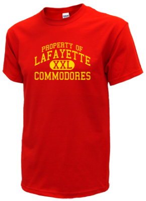 Lafayette Middle School T-Shirts