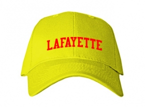 Lafayette Middle School Kid Embroidered Baseball Caps