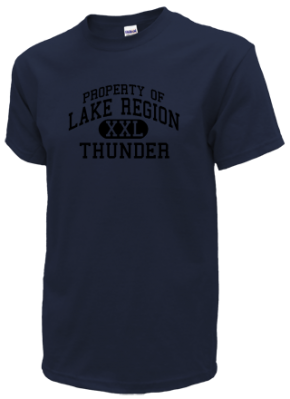 Lake Region High School Kid T-Shirts