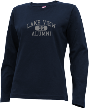 Lake View Elementary School Long Sleeve Shirts