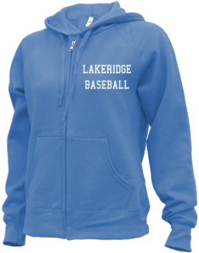 Lakeridge High School Zip-up Hoodies
