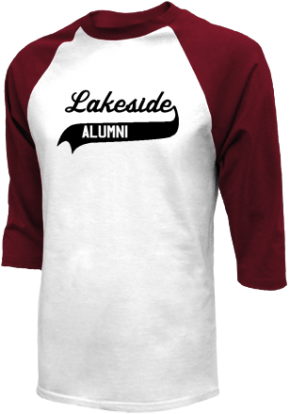Lakeside Middle School Raglan Shirts