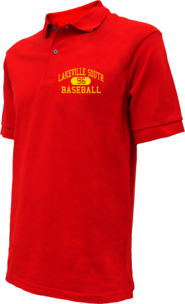 Lakeville South High School Embroidered Polo Shirts