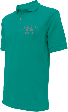 Lame Deer High School Embroidered Polo Shirts