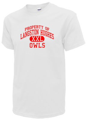 Langston Hughes Elementary School Kid T-Shirts