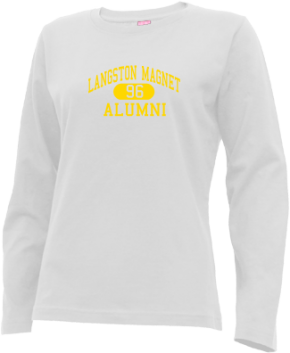 Langston Magnet School Long Sleeve Shirts