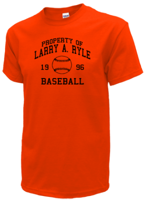 Larry A. Ryle High School T-Shirts