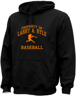 Larry A. Ryle High School Hoodies
