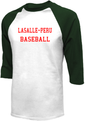 Lasalle-peru High School Raglan Shirts