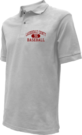 Lauderdale County High School Embroidered Polo Shirts