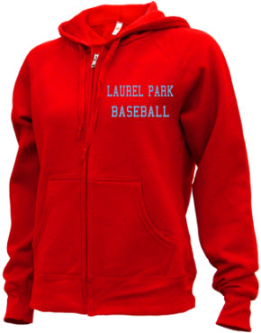 Laurel Park High School Zip-up Hoodies