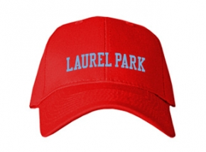 Laurel Park High School Kid Embroidered Baseball Caps
