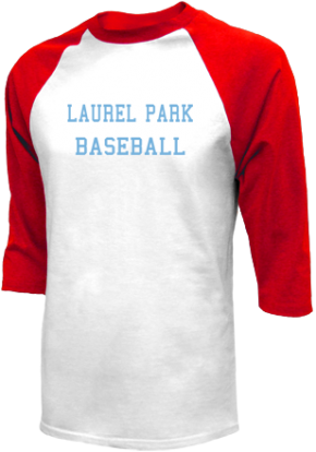 Laurel Park High School Raglan Shirts