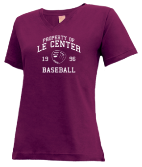 Le Center High School V-neck Shirts