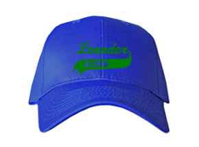 Leander Middle School Embroidered Baseball Caps
