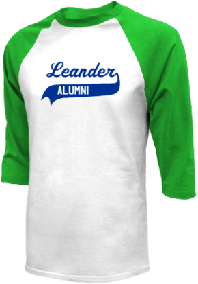 Leander Middle School Raglan Shirts
