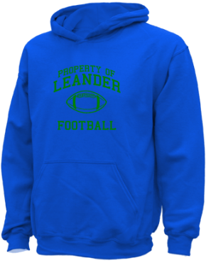 Leander Middle School Kid Hooded Sweatshirts