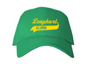 Leaphart Elementary School Embroidered Baseball Caps